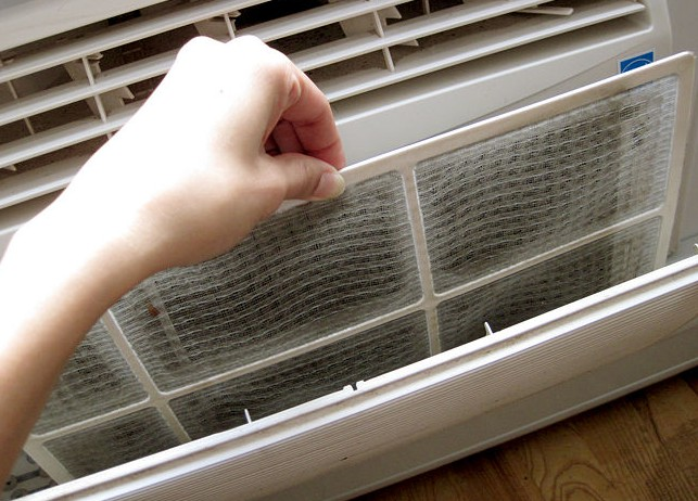 Dirty AC Filters