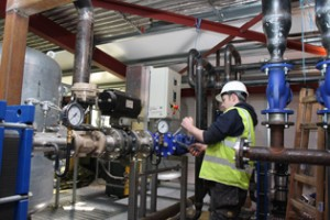 Full HVAC Maintenance - Facility Management - AMV Systems