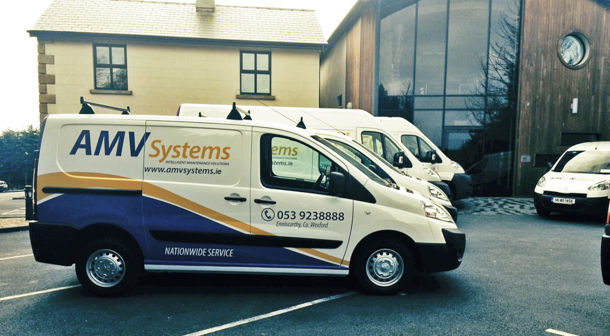 AMV Systems Vans